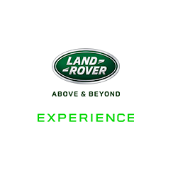 Logo bedrijf Land Rover Experience Nederland