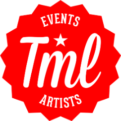 Logo bedrijf Tml-Entertainment