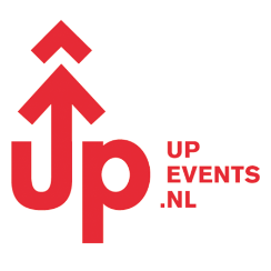 Logo bedrijf UP Events B.V.